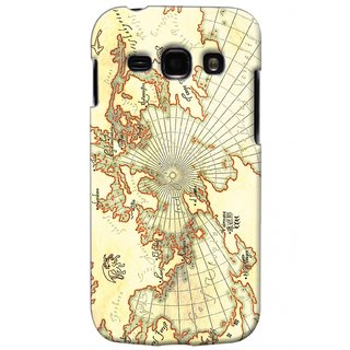 G.store Printed Back Covers for Samsung Galaxy A3 Multi 41374