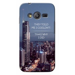 G.store Printed Back Covers for Samsung Galaxy Ace 3 Multi 41737
