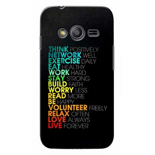 G.store Printed Back Covers for Samsung Galaxy Ace 3 Multi 41742