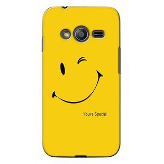 G.store Printed Back Covers for Samsung Galaxy Ace 3 Yellow 41747