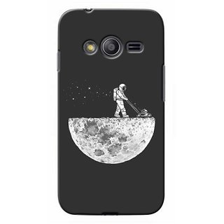 G.store Printed Back Covers for Samsung Galaxy Ace 3 Grey 41776