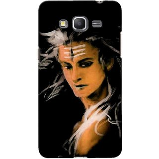 G.store Printed Back Covers for Samsung Galaxy Core Prime G360h Black 42280