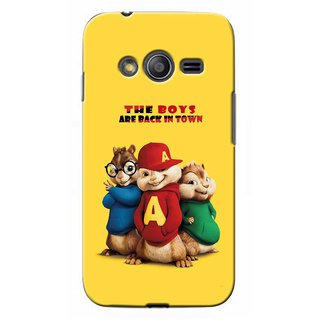 G.store Printed Back Covers for Samsung Galaxy Ace 4 Multi 41886