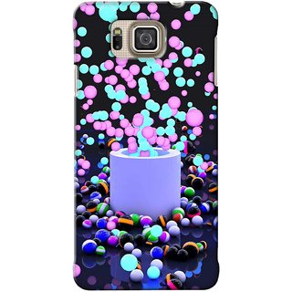 G.store Printed Back Covers for Samsung Galaxy Alpha Multi 41922