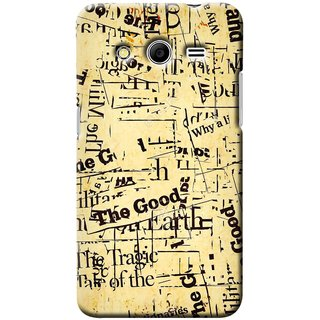G.store Printed Back Covers for Samsung Galaxy Core 2 Multi 42079