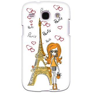 G.store Printed Back Covers for Samsung Galaxy Core I8262 Multi 42106