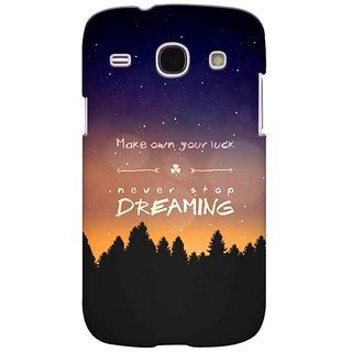 G.store Printed Back Covers for Samsung Galaxy Core I8262 Multi 42127
