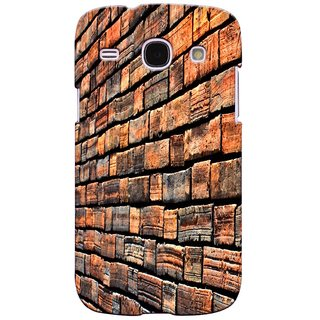 G.store Printed Back Covers for Samsung Galaxy Core I8262 Multi 42131