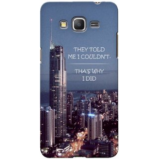 G.store Printed Back Covers for Samsung Galaxy Grand Prime Multi 42737