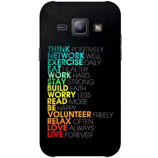 G.store Printed Back Covers for Samsung Galaxy J1 Multi 42942
