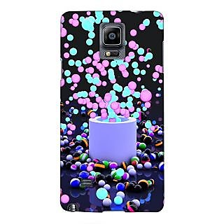G.store Printed Back Covers for Samsung Galaxy Note 4 Multi 43922