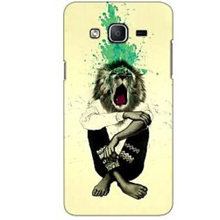 G.store Printed Back Covers for Samsung Galaxy On7  Multi 44356