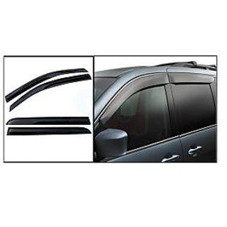 Hi Art - Car Rain Wind Door Visor for Mahindra Bolero-XL - Set of 6