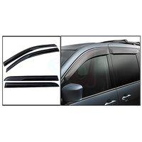 Hi Art - Car Rain Wind Door Visor for Maruti Zen - Set of 4