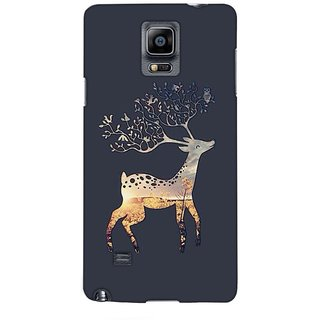 G.store Printed Back Covers for Samsung Galaxy Note 4 Multi 43960