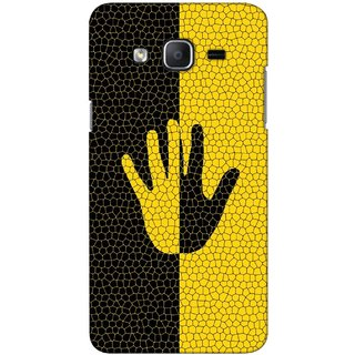 G.store Printed Back Covers for Samsung Galaxy On7  Multi 44397
