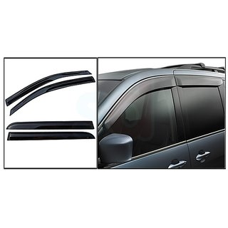 Hi Art - Car Rain Wind Door Visor for Maruti S-Cross - Set of 4