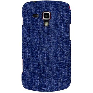 G.store Printed Back Covers for Samsung Galaxy S Duos S7562 blue 44478