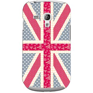G.store Printed Back Covers for Samsung Galaxy S3 Mini Multi 44715