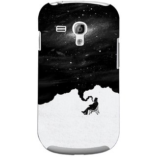 G.store Printed Back Covers for Samsung Galaxy S3 Mini Multi 44716