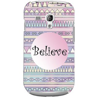 G.store Printed Back Covers for Samsung Galaxy S3 Mini Multi 44726