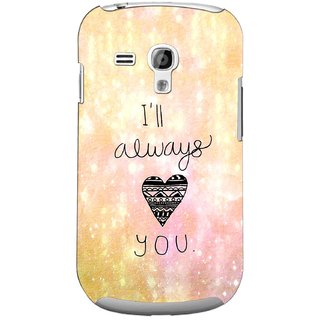G.store Printed Back Covers for Samsung Galaxy S3 Mini Multi 44736