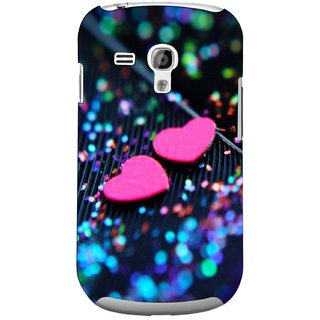 G.store Printed Back Covers for Samsung Galaxy S3 Mini Multi 44746