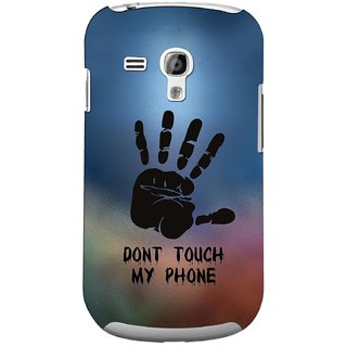 G.store Printed Back Covers for Samsung Galaxy S3 Mini Multi 44748