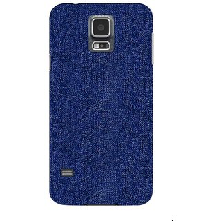 G.store Printed Back Covers for Samsung Galaxy S5 blue 45078