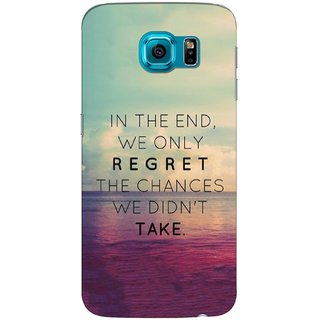 G.store Printed Back Covers for Samsung Galaxy S6 Edge Multi 45254