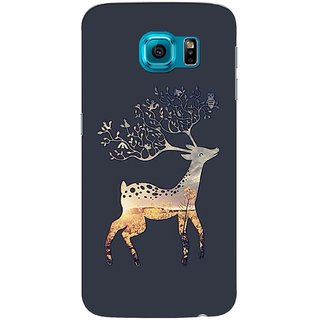 G.store Printed Back Covers for Samsung Galaxy S6 Edge Multi 45260
