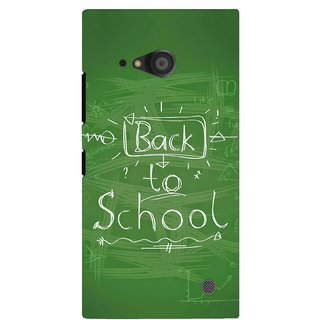 G.store Hard Back Case Cover For Microsoft Lumia 735 61659