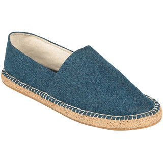Blue Denim Espadrilles Casual Shoes LUS-ESPA 1