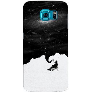 G.store Printed Back Covers for Samsung Galaxy S6 Multi 45116