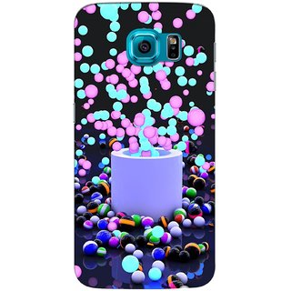 G.store Printed Back Covers for Samsung Galaxy S6 Multi 45122