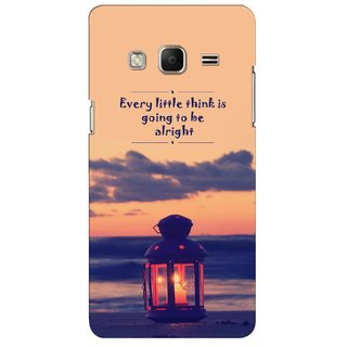 G.store Printed Back Covers for Samsung Z3 Multi 45425