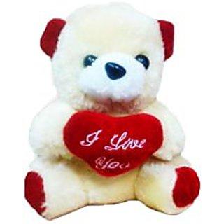 I Love You Teddy Soft Plush Toy For Love, Friendship, Birthday, Kids