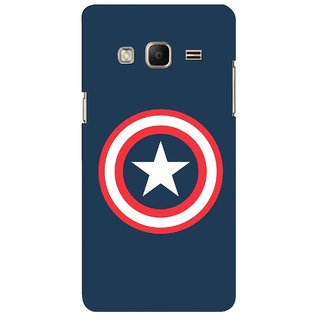 G.store Printed Back Covers for Samsung Z3 Multi 45457