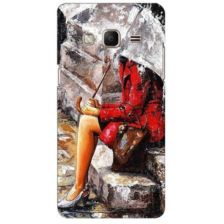 G.store Printed Back Covers for Samsung Z3 Multi 45461
