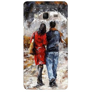 G.store Printed Back Covers for Samsung Z3 Multi 45462