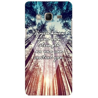 G.store Printed Back Covers for Samsung Z3 Multi 45464