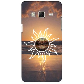 G.store Printed Back Covers for Samsung Z3 Multi 45466