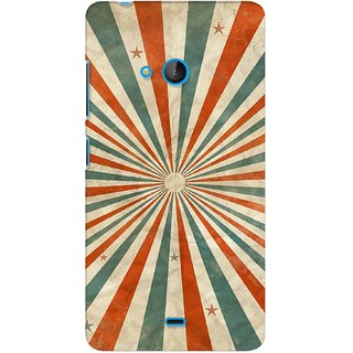 G.store Hard Back Case Cover For Microsoft Lumia 540 61580