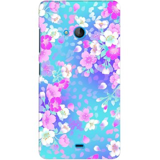 G.store Hard Back Case Cover For Microsoft Lumia 540 61582