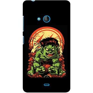 G.store Hard Back Case Cover For Microsoft Lumia 540 61585