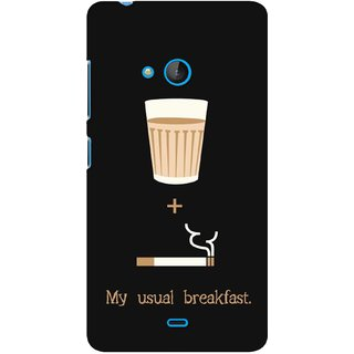 G.store Hard Back Case Cover For Microsoft Lumia 540 61592