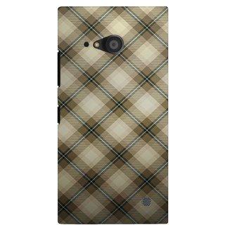 G.store Hard Back Case Cover For Microsoft Lumia 735 61631