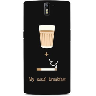 G.store Hard Back Case Cover For OnePlus One  61792