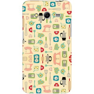 G.store Hard Back Case Cover For Samsung Galaxy Core 2 62813