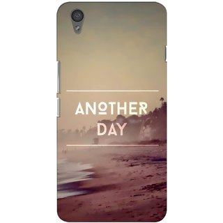 G.store Hard Back Case Cover For OnePlus X 61967